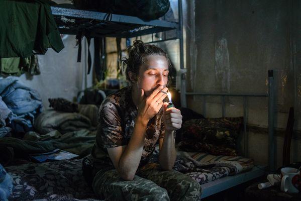 Ukrainian front line thumbnail