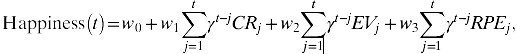 This Mathematical Equation Predicts Momentary Happiness