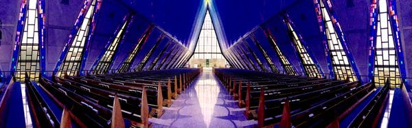 US Air Force Academy Inside View thumbnail