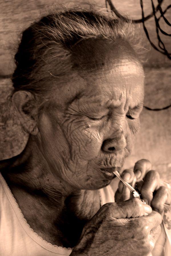 An indigenous woman's vice thumbnail