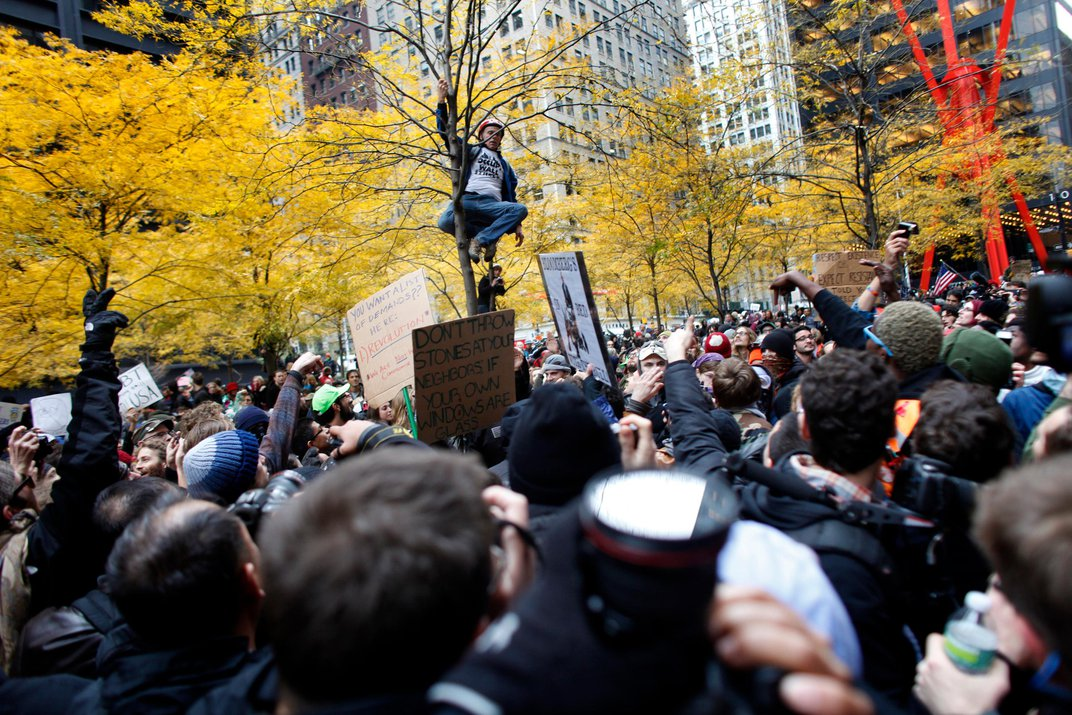 How Urban Design Can Make or Break a Protest