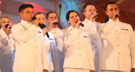 Hear the voices of the Navy