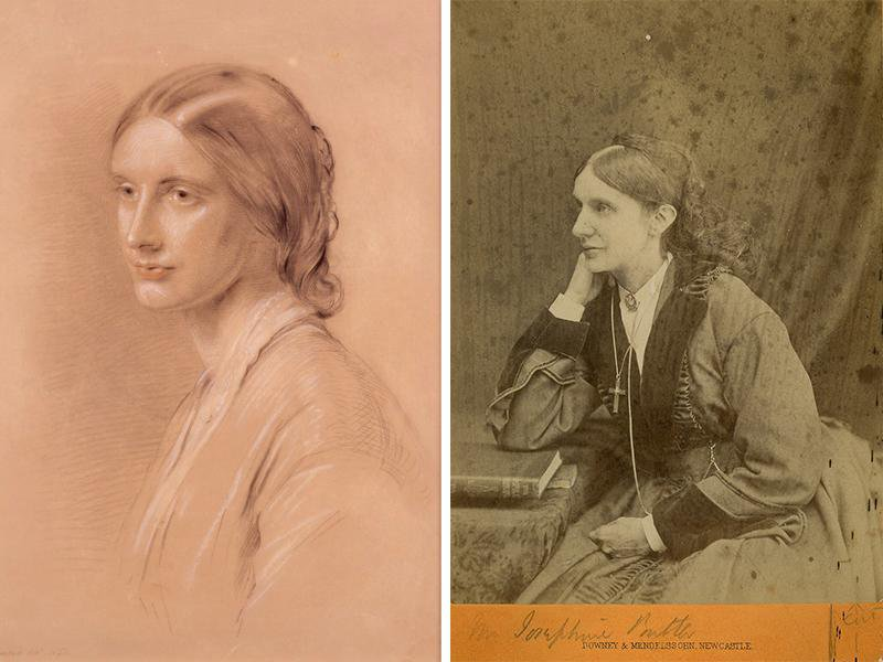 Pioneering Victorian Suffragist's Unseen Watercolor Paintings Are Up for Sale