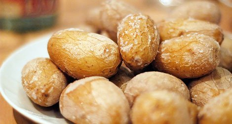 The Canary Islands are known for their potatoes.