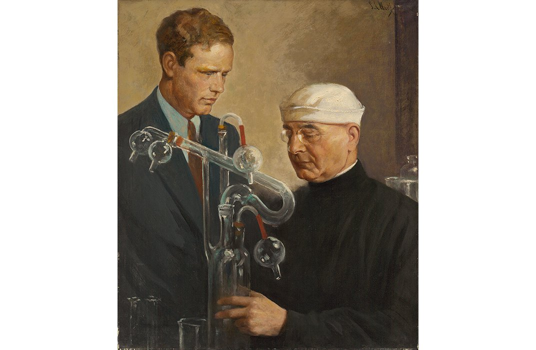 To Save His Dying Sister-In-Law, Charles Lindbergh Invented a Medical Device