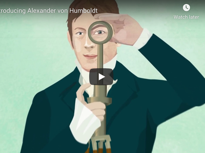 Ken Jennings, known to millions as a game show champion, is also is a fan of Alexander von Humboldt, a Prussian naturalist with an endless curiosity.