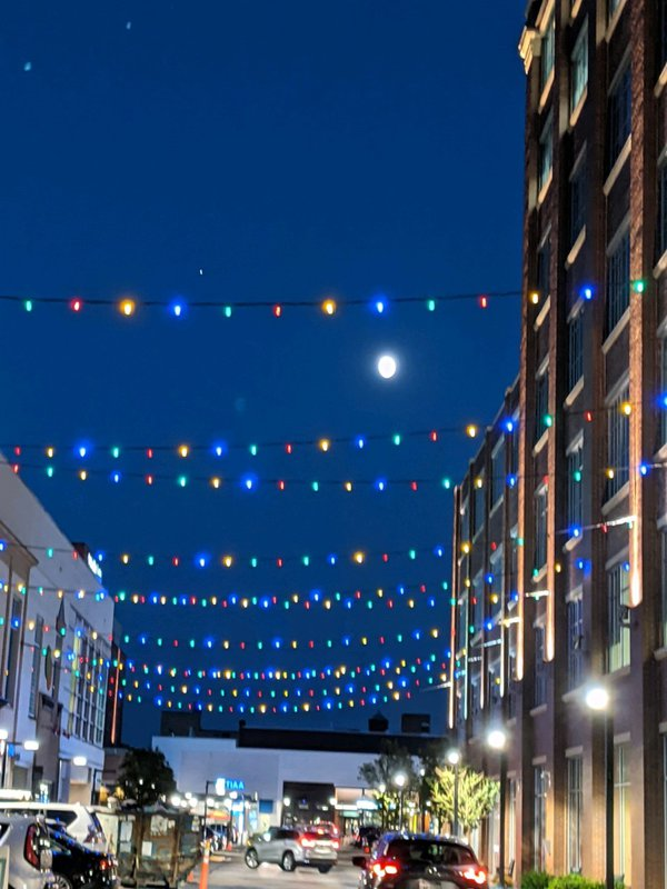 Shimmering Lights at Bakery Square thumbnail