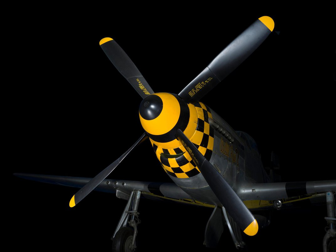 The P-51 Mustang Was the Quintessential Aircraft of the World War II Era