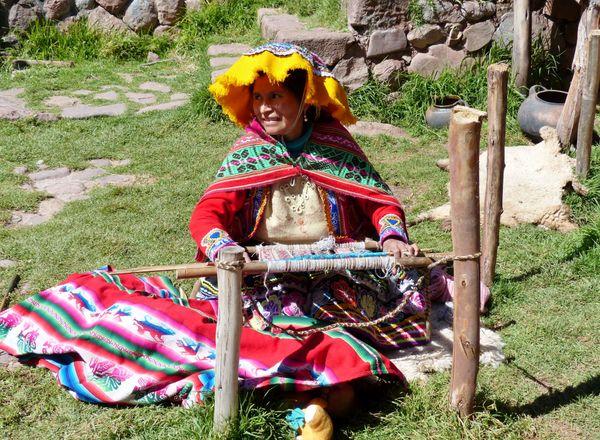 Weaving in the sunshine thumbnail