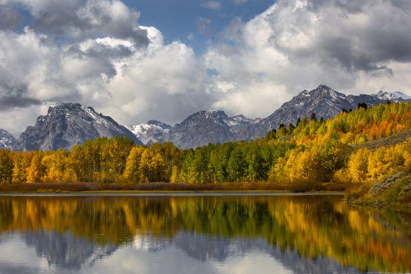 Fall in Tetons thumbnail