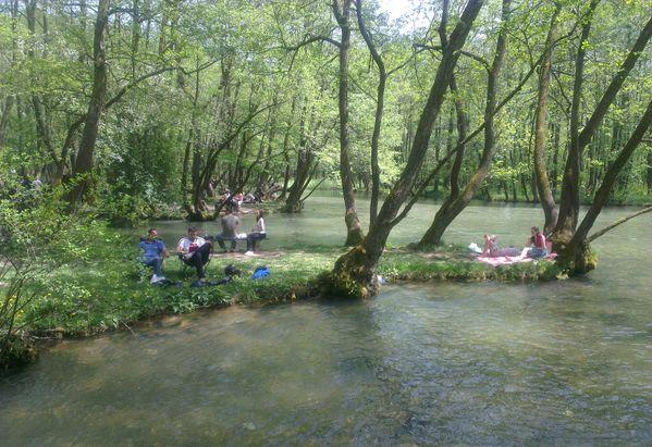People enjoying in nature thumbnail