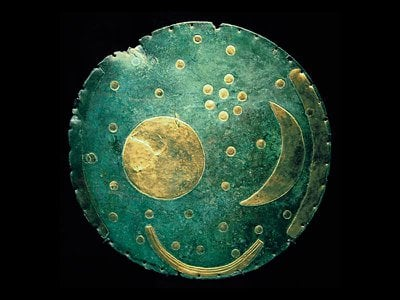 A new study suggests the Nebra Sky Disc is 1,000 years younger than previously assumed.