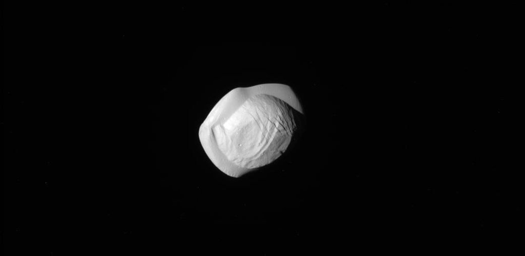 One of Saturn's Moons is Making Astronomers Hungry