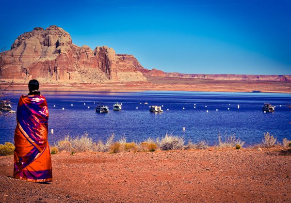 Sari and Lake Powell thumbnail