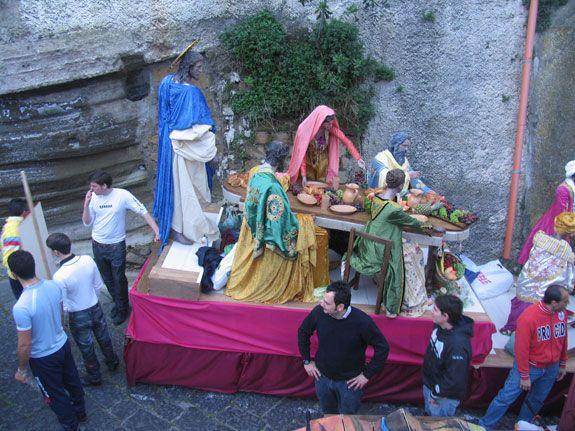 Good Friday Festivities on Procida