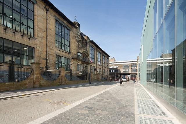 Glasgow School of Art Will Be Rebuilt, But Construction Could Last Up to a Decade