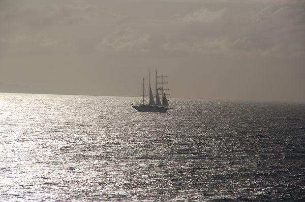 Dawn at sea thumbnail
