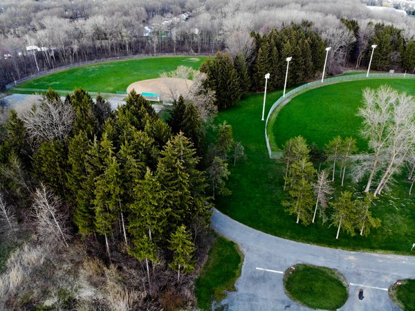 Aerial Shot of Hopkins Park thumbnail