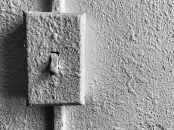 An overpainted light switch thumbnail