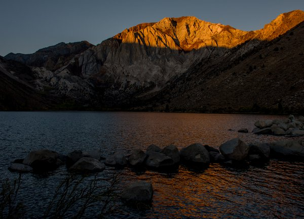 Convict Lake Sunrise thumbnail