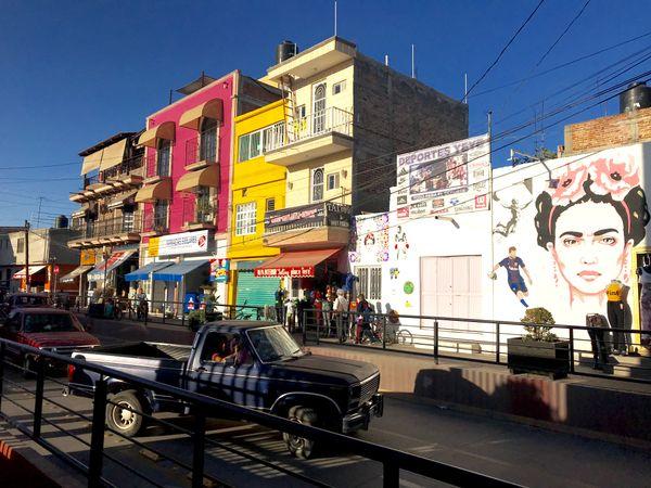 Mural of Frida Kahlo  thumbnail