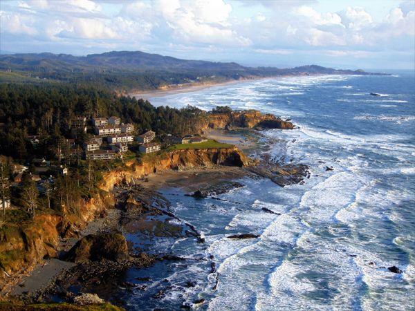 Oregon Coastline thumbnail