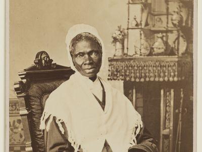 Sojourner Truth, Randall Studio, c. 1870