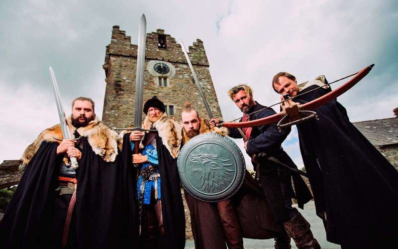 Visit the Real-Life Winterfell Castle for a 'Game of Thrones' Festival