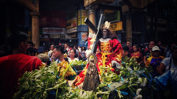 Feast of the Black Nazarene thumbnail
