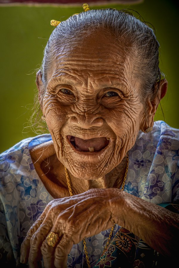 Happy smile thumbnail