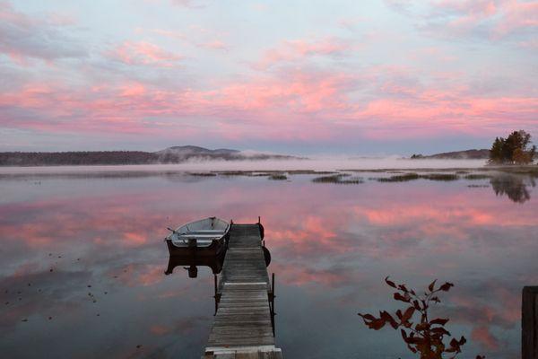 Tupper Lake Sunrise thumbnail