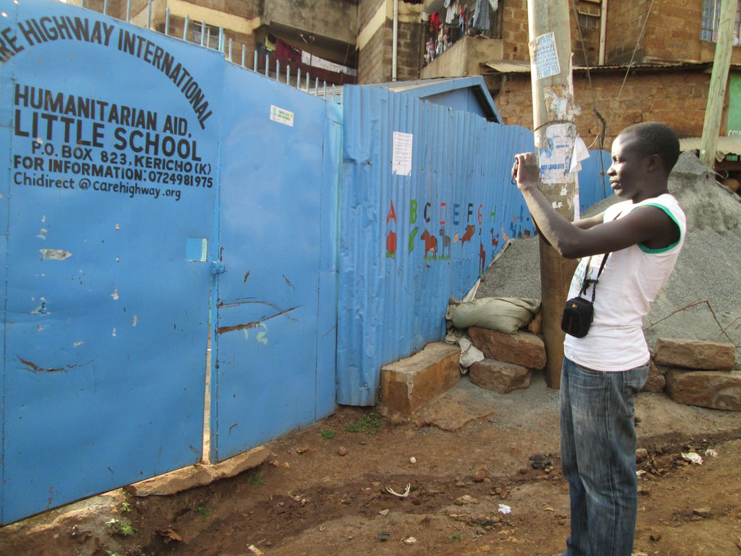 DIY Cartographers Are Putting Slums on the Literal Map