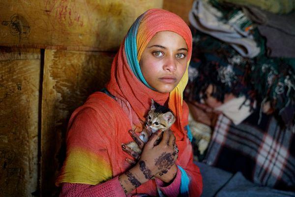 Ibtissam, 15-year-old Yemeni Orphan thumbnail