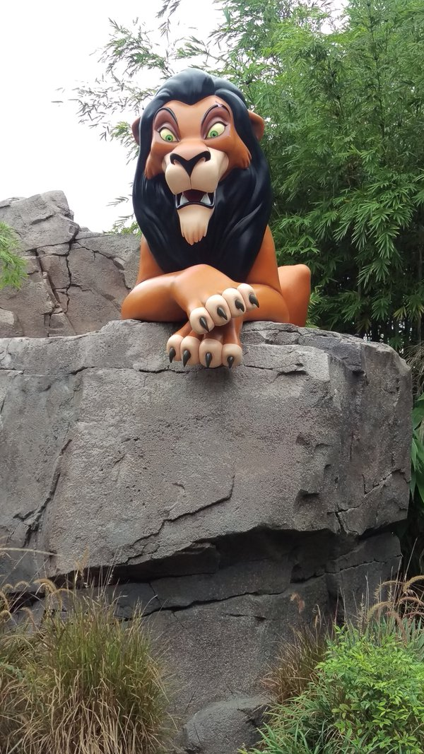 The Lion King's Scar thumbnail