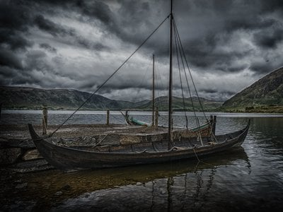 Vikings' maritime expeditions brought them out of Scandinavia and into Northern Europe, where they intermingled with local populations.