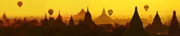 Bagoan city from Myanmar. thumbnail