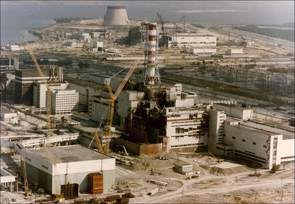 Thirty-Five Years Later, a First Responder at the Chernobyl Disaster Looks Back