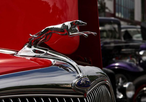 hood ornament customized ford thumbnail