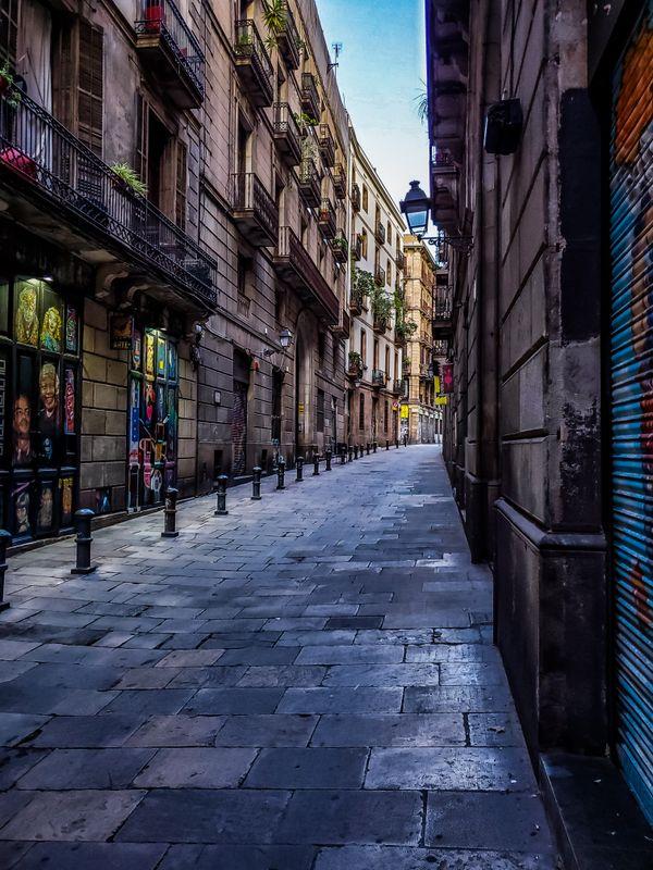 Gothic Quarter Barcelona thumbnail