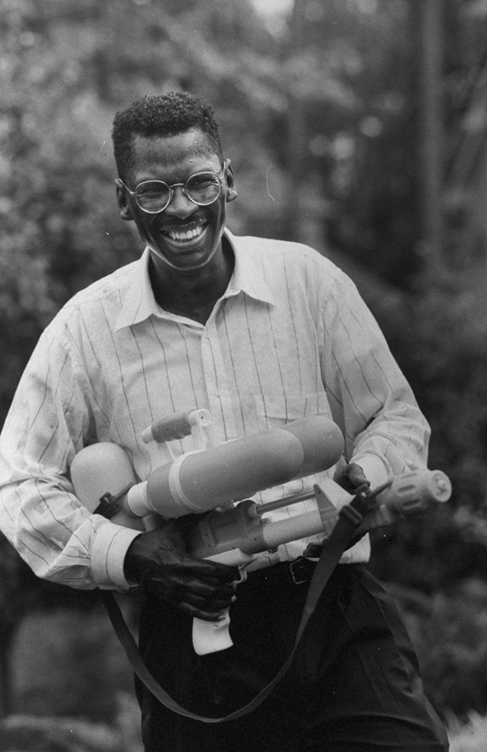 The Accidental Invention of the Super Soaker