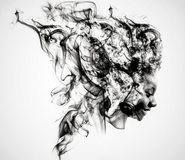 The smoke effect thumbnail