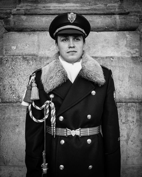 Guarding Prague Castle thumbnail