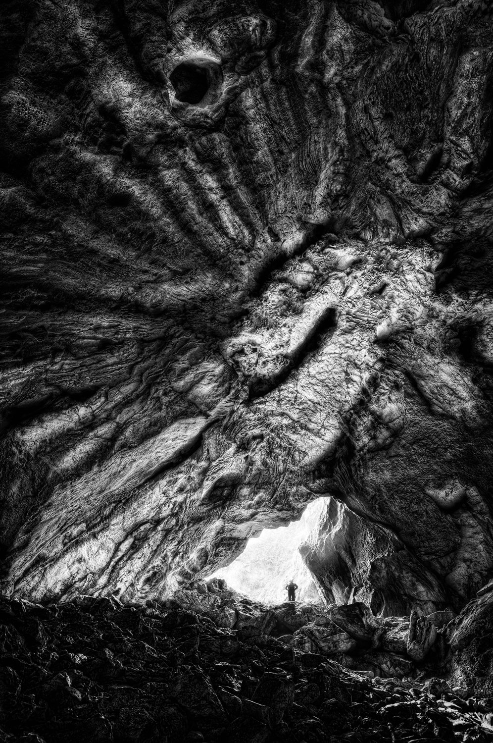 Organic Shapes In The Cave Near City Of Split Croatia Smithsonian Photo Contest Smithsonian Magazine