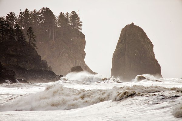 Wild dance of ocean and land thumbnail