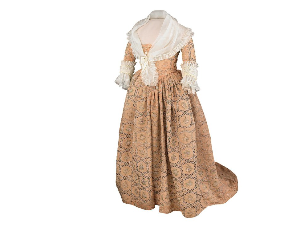 Martha Washington dress