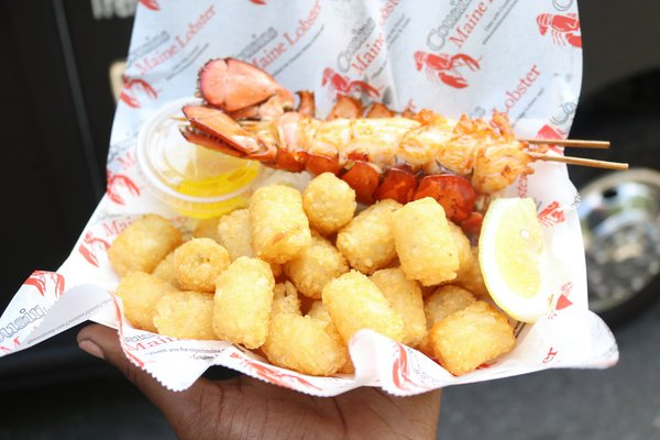 Lobster Tail and Tater Tots thumbnail