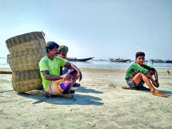 3 generation fishermen thumbnail
