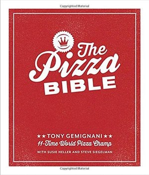 Preview thumbnail for The Pizza Bible: The World's Favorite Pizza Styles, from Neapolitan, Deep-Dish, Wood-Fired, Sicilian, Calzones and Focaccia to New York, New Haven, Detroit, and more