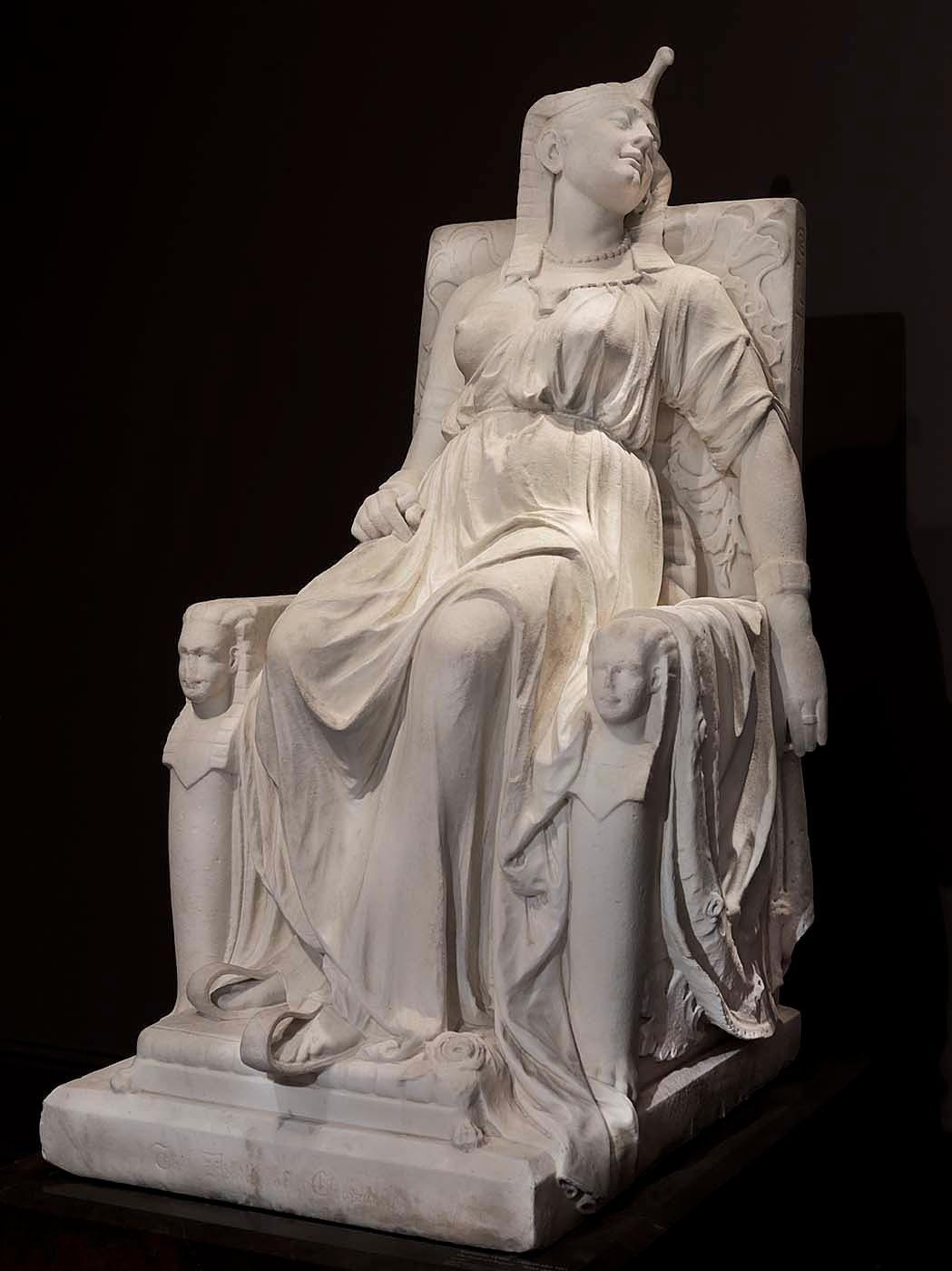 Google Doodle Sculpts a Tribute to Pioneering Artist Edmonia Lewis