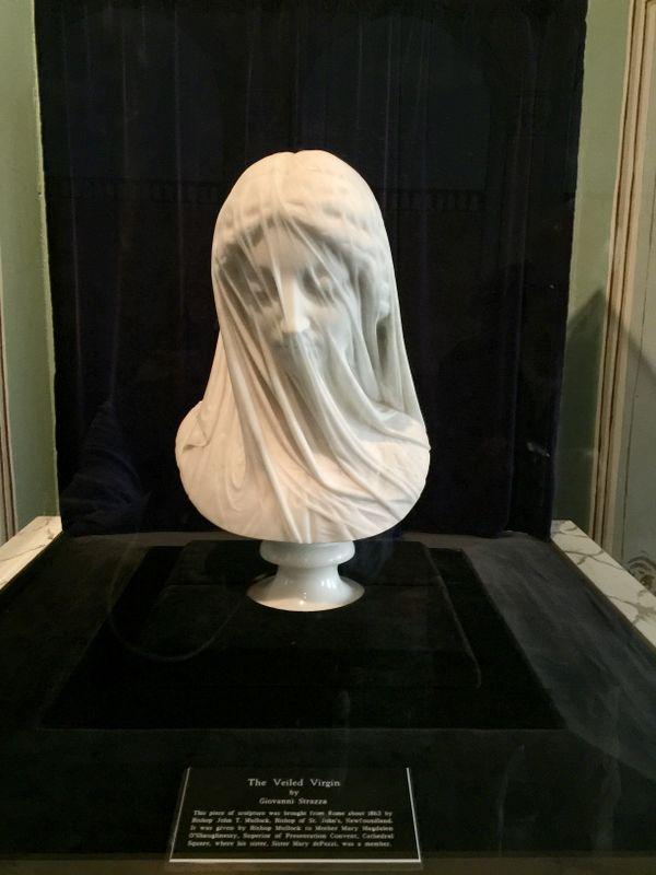 The Veiled Virgin thumbnail